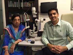 Dr renu valecha & Dr Nikhil Nasta