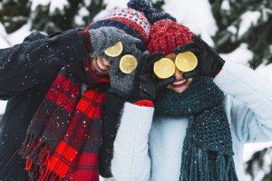 eye care tips for winter