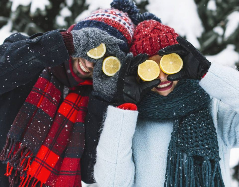 eye care tips for winter