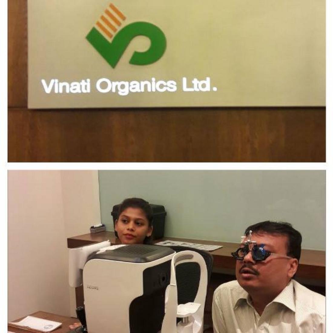 Vinati Organics Ltd