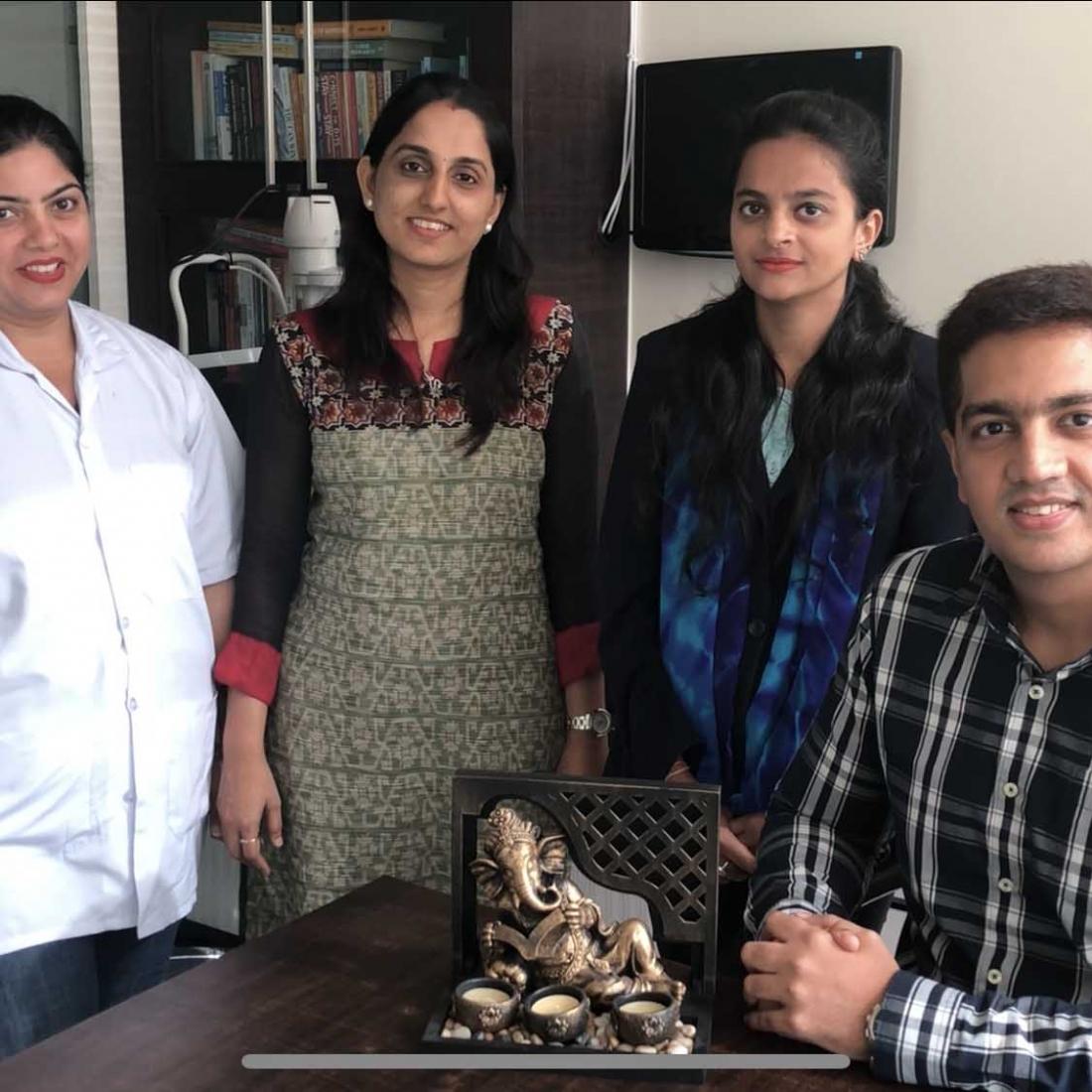 Eye Surgeon Team