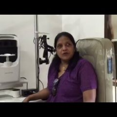 Cataract Eye Surgery in Mumbai, done by DR. Nikhil Nasta