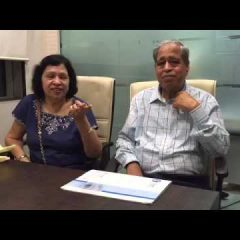 Cataract Eye Surgery review by happy cataract patient