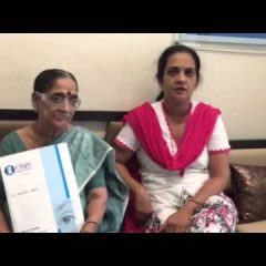 Cataract Surgery Mumbai Patients Review About Dr. NIKHIL NASTA